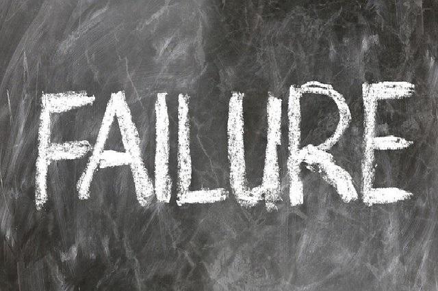失敗する目標設定